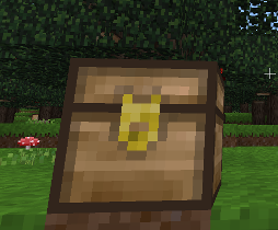 Just a chest, really
